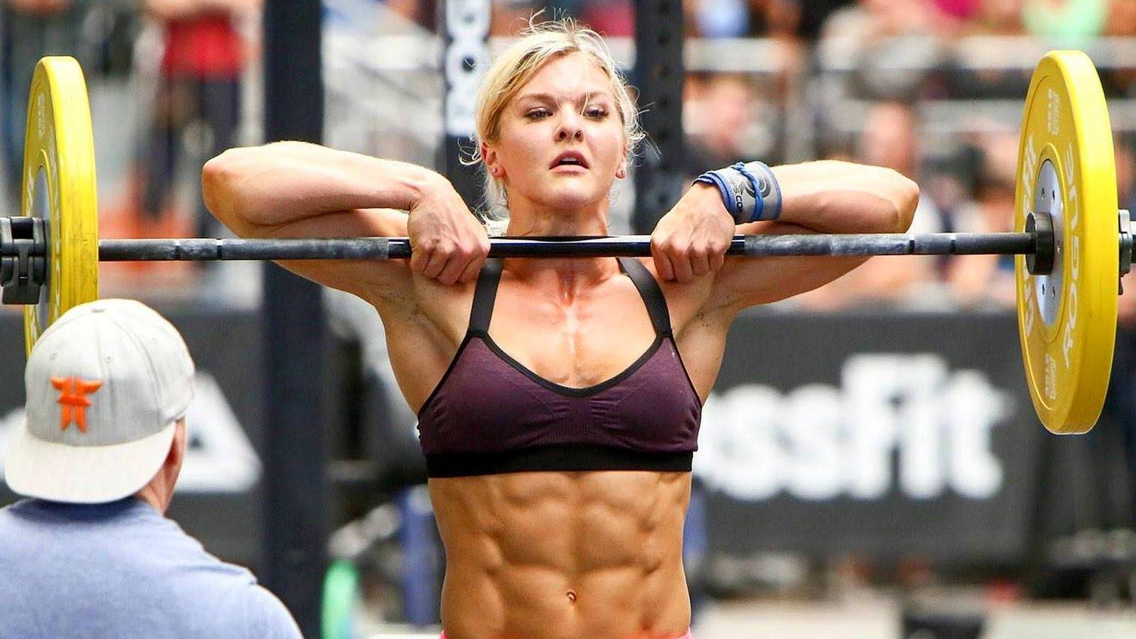 Crossfit hot females — 1