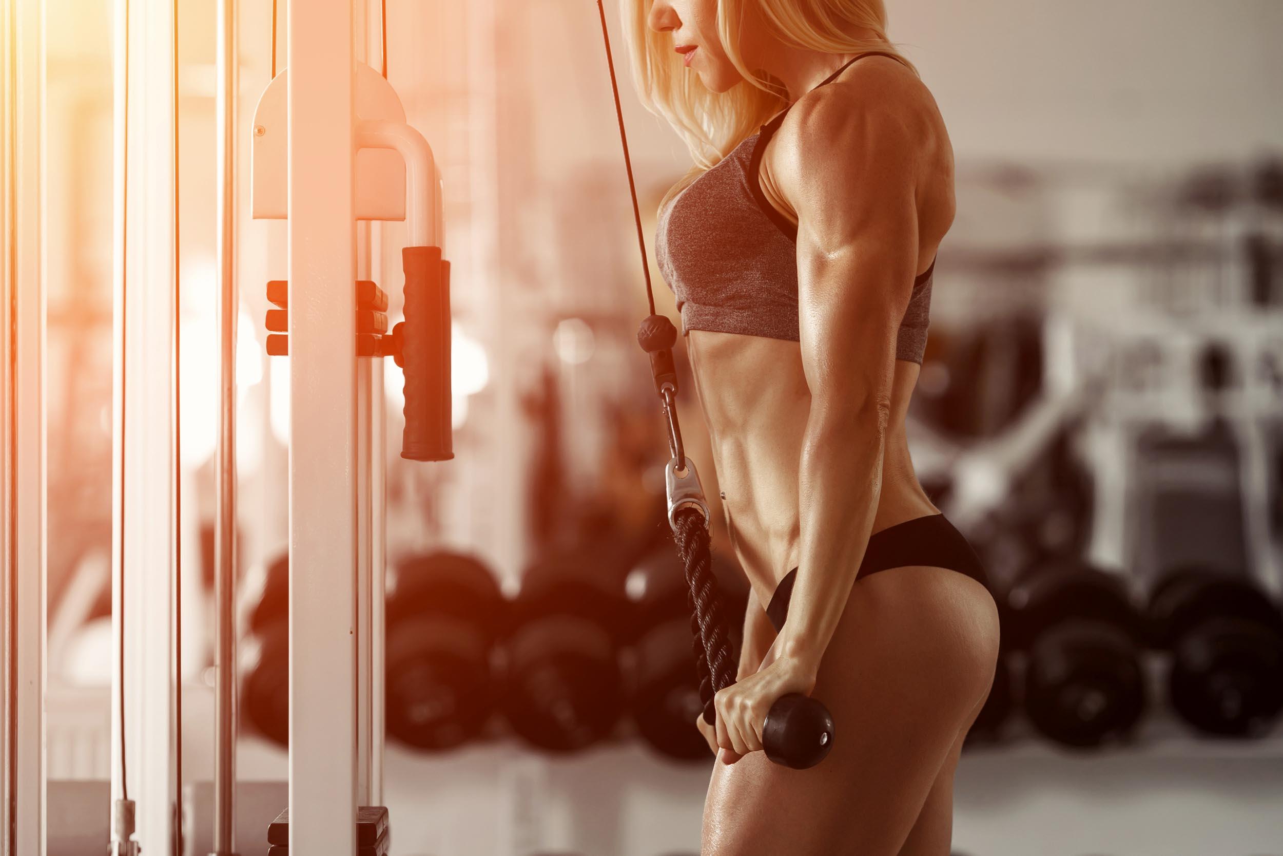 Бодибилдинг Для Похудения Девушек. Женский бодибилдинг и фитнес: что выбрать для похудения?