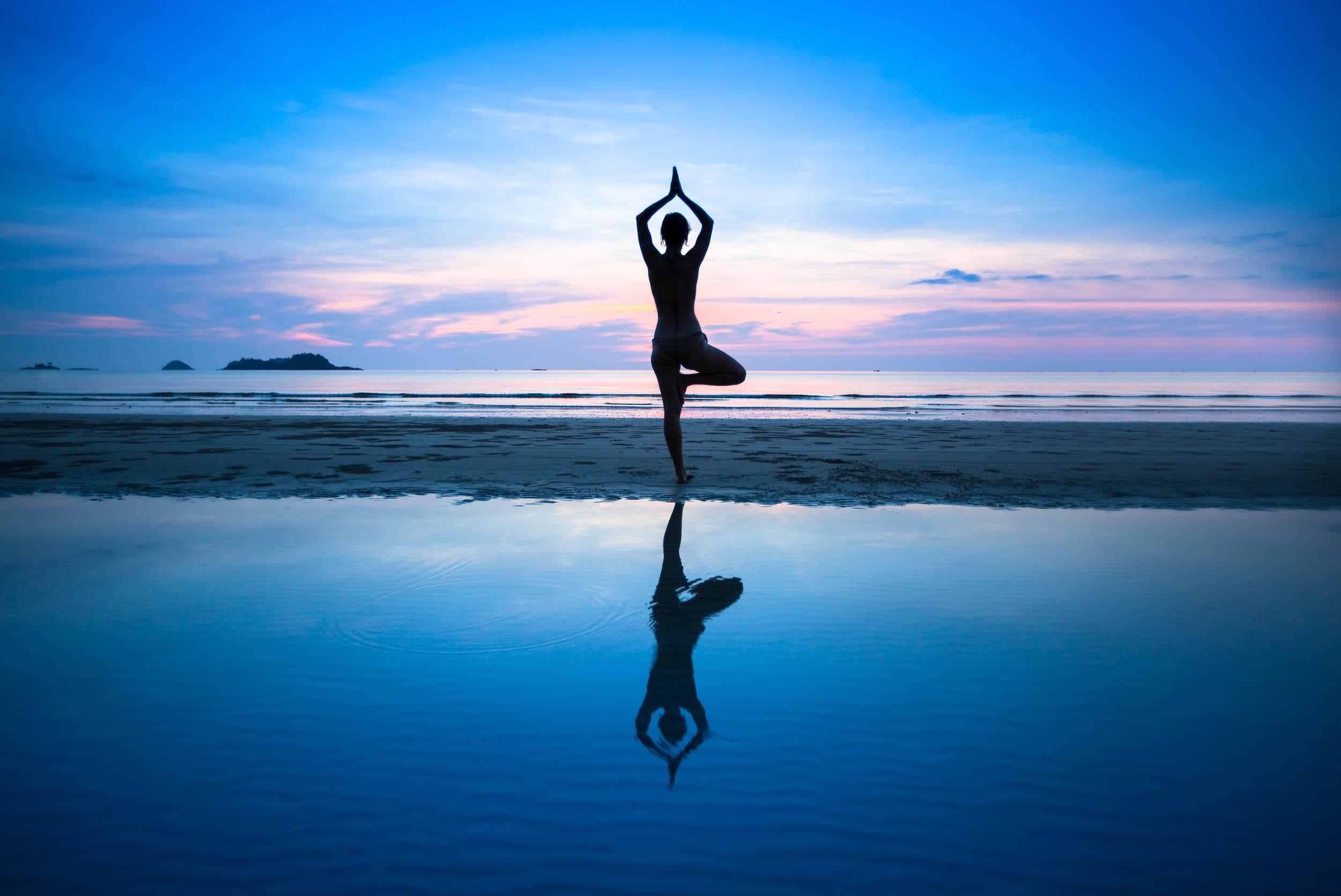 Силовая йога для начинающих: занятия для мужчин и женщин