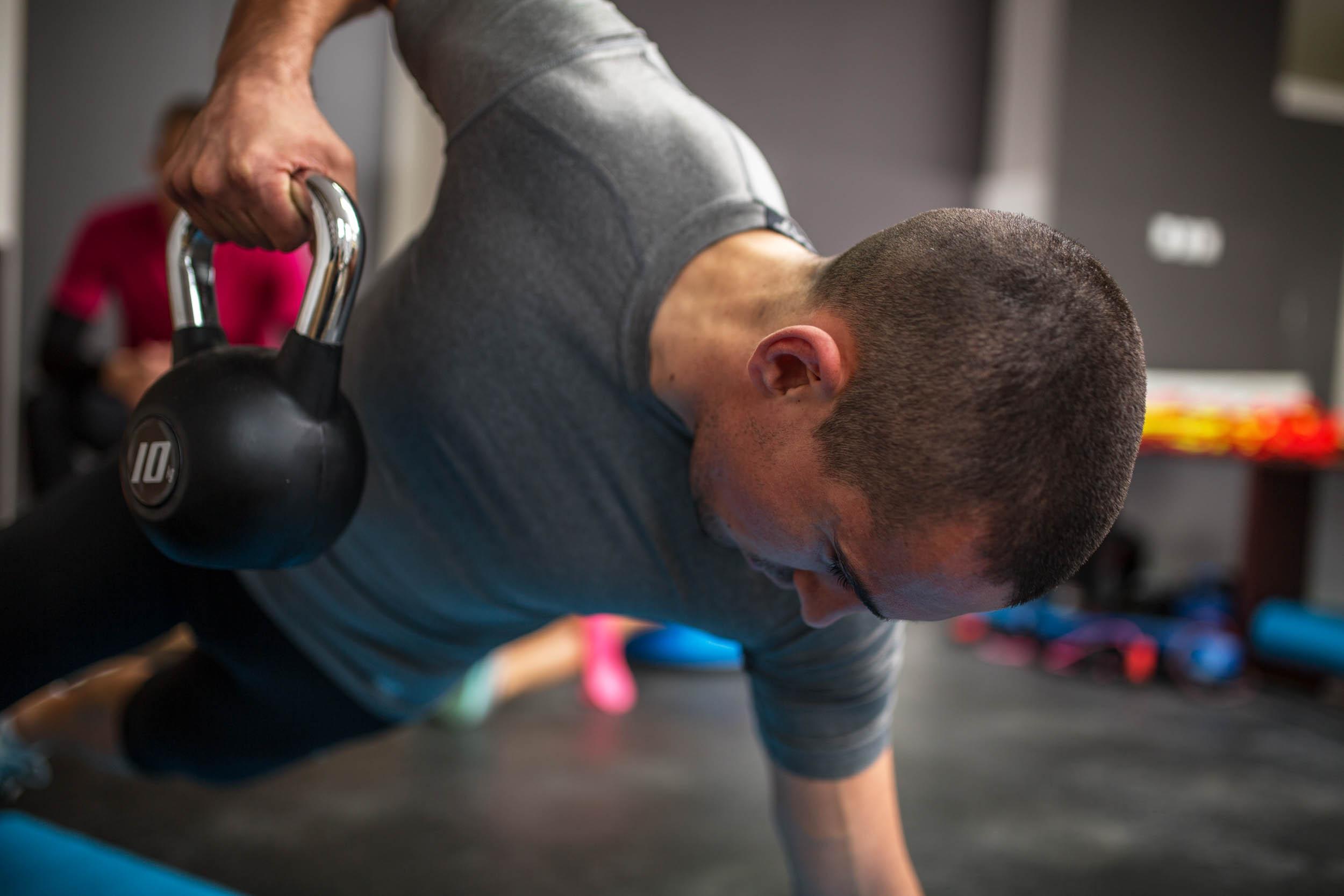 Картинки выполнения техники упражнений в кроссфите