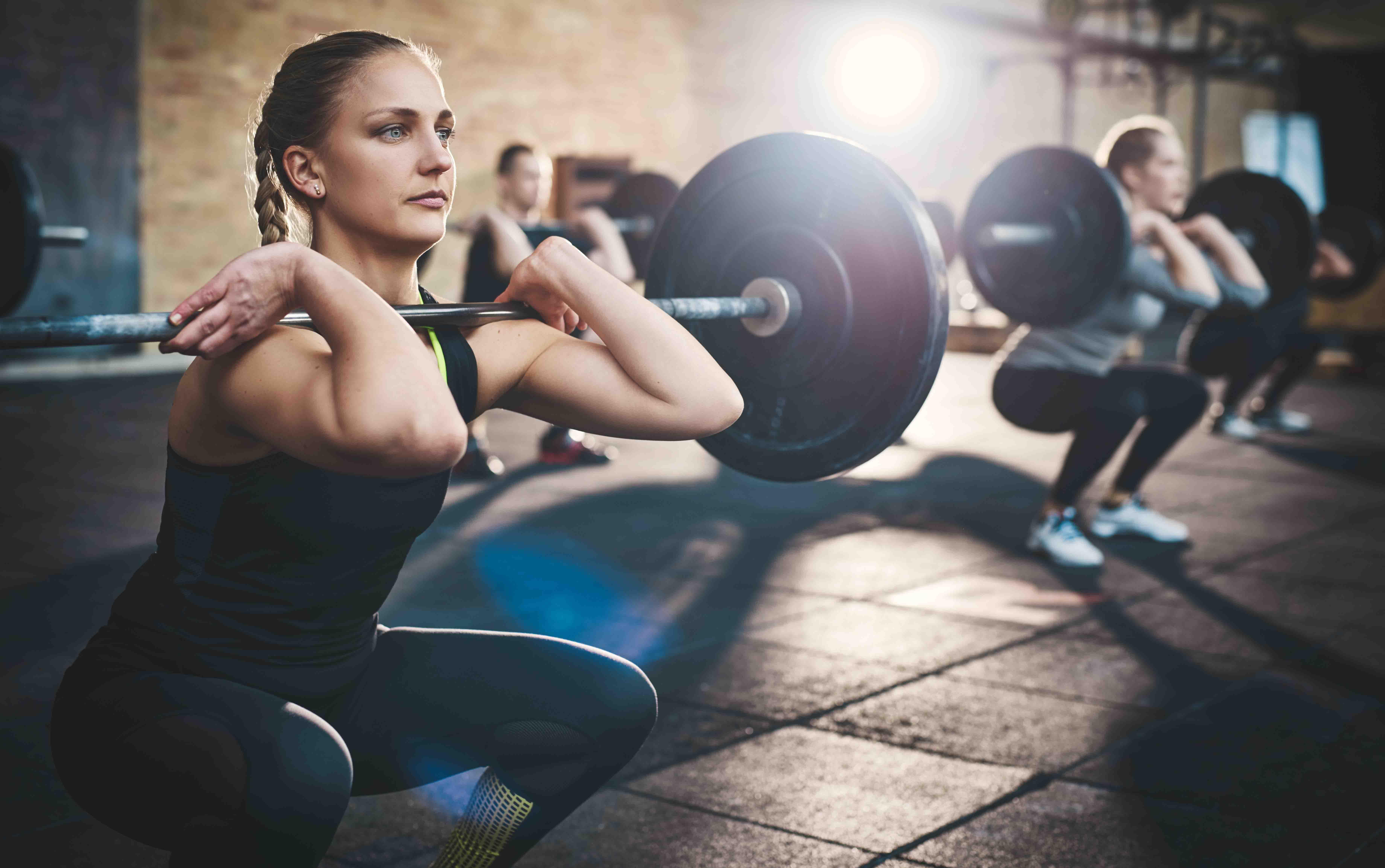 3 популярных мифа о силовых тренировках, которые стоит забыть навсегда в 2019 году
